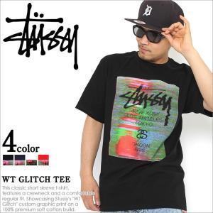 Stussy ステューシー Tシャツ メンズ 半袖 ファッション ステューシー メンズ STUSSY Tシャツ メンズ|f-box