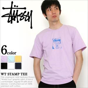 ステューシー STUSSY Tシャツ メンズ 半袖 ステューシー 半袖tシャツ 大きいサイズ メンズ ステューシー Tシャツ 新作|f-box