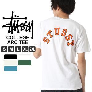 ステューシー Tシャツ 半袖 メンズ|大きいサイズ USAモデル ブランド STUSSY|半袖Tシャツ ストリート S M L LL 2XL|f-box