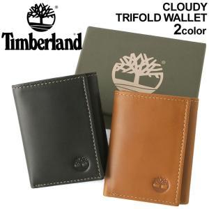 Timberland ティンバーランド 財布 メンズ 三つ折り財布 メンズ ミニ財布 財布 メンズ ...