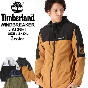 ティンバーランド ウィンドブレーカー フルジップ メンズ|大きいサイズ USAモデル ブランド Timberland|ナイロンジャケット アウトドア 撥水 防寒 アメカジ|f-box
