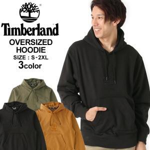 ティンバーランド パーカー プルオーバー ロゴ 刺繍 メンズ 裏起毛|大きいサイズ USAモデル ブランド Timberland|アメカジ|f-box