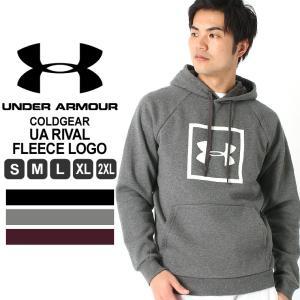 アンダーアーマー パーカー プリント メンズ プルオーバー 裏起毛|大きいサイズ USAモデル ブランド UNDER ARMOUR|スポーツウェア S M L LL 2L|f-box