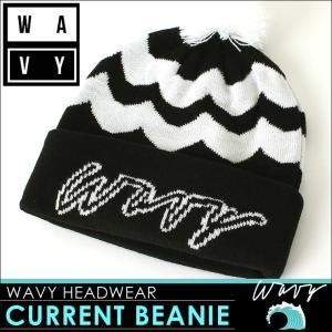 ニット帽 ボンボン メンズ レディース 帽子|USAモデル ブランド WAVY ウェイビー|ニットキャップ ビーニー ストリート|f-box