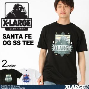 エクストララージ Tシャツ 半袖 メンズ|大きいサイズ USAモデル ブランド X-LARGE|半袖Tシャツ ロゴT ストリート|f-box