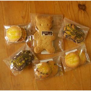 焼き菓子 クッキー 6種 お菓子工房シュガーベアー 【ご自宅用】|f-click