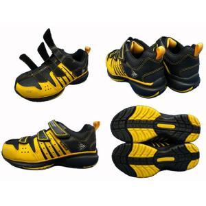 ダンロップ 安全靴 マグナムST302 (イエロー) [マジックテープモデル] ●24cm〜30cm|f-club|02
