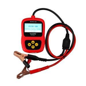 バッテリーチェッカー MICRO-100 (バッテリーテスターSAE・DIN・IEC・EN・CA(MCA)規格対応型)|f-depot|02