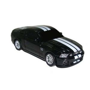 【SB】 LANDMICE Ford Mustang GT (ブラック)USBメモリー8GB FD-GT8G-BK f-fact