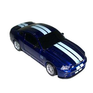 【SB】 LANDMICE Ford Mustang GT (ブルー)USBメモリー8GB FD-GT8G-BL f-fact