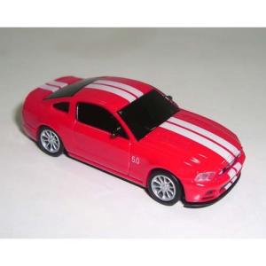 【SB】 LANDMICE Ford Mustang GT (レッド)USBメモリー8GB FD-GT8G-RD f-fact