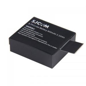 【SB】 ネクストゼロワン SJCAM SJ4000/5000シリーズ バッテリーパック 3.7V/900mAh BATY13667|f-fact