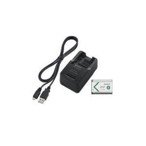 ◆ バッテリー(NP-BX1)とUSB出力が可能なチャージャー(BC-TRX)のキット ◆ 旅先やイ...