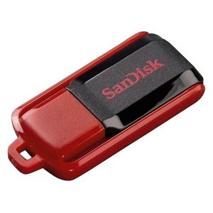 【SB】 SanDisk USB2.0フラッシュメモリ 64GB クルーザースイッチ USBメモリ SDCZ52-064G-B35 f-fact