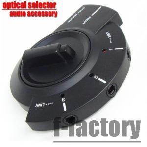 光デジタルセレクター 3入力1出力 光角型 C-055|f-fact