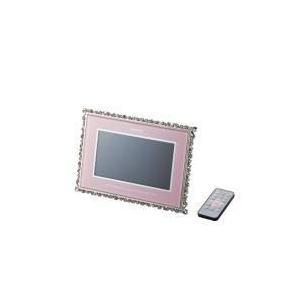 エレコム(ELECOM) ウェディングギフトに最適なデジタルフォトフレーム エタニティラブ DPF-D7WW10PN|f-fact
