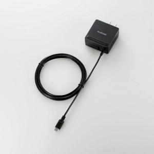 エレコム(ELECOM) PS(R)Vita用AC充電器 GM-ACMCC15PSVBK f-fact