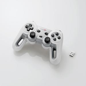 エレコム(ELECOM) 有線24ボタンMMOゲームパッド(ブラック) JC-U4113SWH f-fact