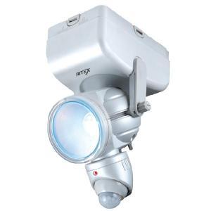 ライテックス 防犯センサーライト LEDセンサーライトLED80|f-fact