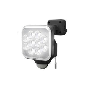 [RITEX]灯光器にもなる!12W×1灯 フリーアーム式LEDセンサーライトLEDAC1012|f-fact