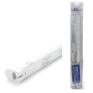 LEDのつぶつぶが見えない完全フロスト仕様LEDスリムライト照明(昼光色) SLED-F30D|f-fact