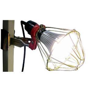 省エネ長寿命 LEDクリップランプ 6W連結コンセントつき(485ルーメン) WT-600|f-fact