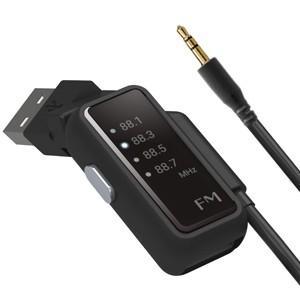 カシムラ USB FMトランスミッター 4バンド  USB1ポート KD-182|f-fieldstore