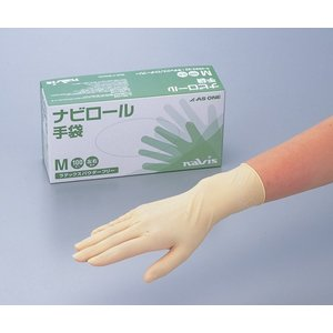 ナビロール手袋 S/M/L 100枚入り|f-folio