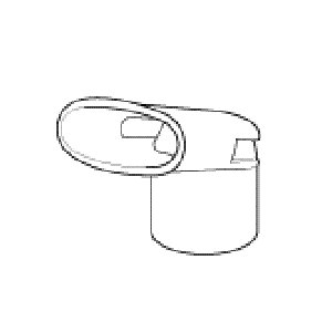 マウスピース(5個入)(NE-C28-3)【オムロン コンプレッサー式ネブライザーNE-C28 C29 C30適応】 f-folio
