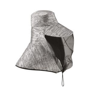 \欠品中/暑さをハネ返す虫よけ帽子|f-folio