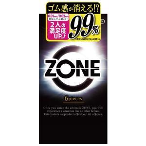 ZONE ゾーン コンドーム 6個入|f-folio