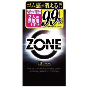 ZONE ゾーン コンドーム 10個入|f-folio