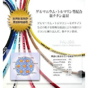 チタンネックレス スポーツネックレス ゲルマニウム チタン クロネコDM便 メール便で送料無料 ブラックフライデー|f-fuji|02