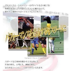 チタンネックレス スポーツネックレス ゲルマニウム チタン クロネコDM便 メール便で送料無料 ブラックフライデー|f-fuji|03