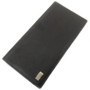 ダンヒル 手帳カバー カード入れ 札入れ ダークブラウン 中古 合成皮革 Dunhill メンズ ロゴ プレート カードケース 薄め|f-high-c