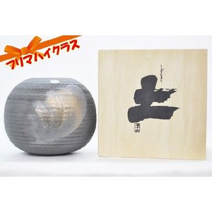 信楽焼 花瓶|f-high-c
