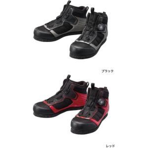 シマノ カットラバーピンフェルトフィットシューズ LT FS-041Q|f-kanpai