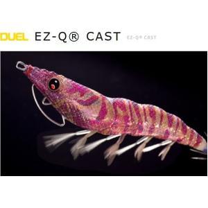 DUEL・YO-ZURI EZ-Q CAST 3.0号 ぱたぱたエギ(メール便対応) f-marin