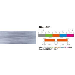 DUEL スーパーエックスワイヤー8 300m 0.6, 0.8, 1, 1.2, 1.5, 2, 2.5, 3, 4, 5号 8本組PEライン(メール便対応)|f-marin|05