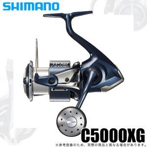 シマノ 21 ツインパワー XD C5000XG (2021年モデル) スピニングリール /(5)