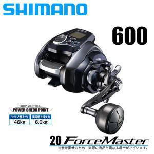 シマノ  20 フォースマスター 600 (右ハンドル) 2020年モデル /(5)