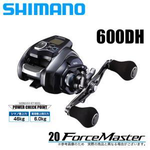シマノ 20 フォースマスター 600DH (右ハンドル/ダブルハンドル) 2020年モデル /(5...