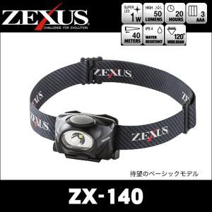 (5) 冨士灯器 ゼクサス LEDヘッドライト (ZX-140) |f-marunishi