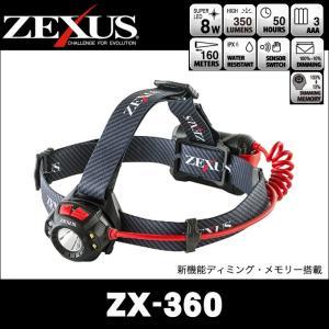 冨士灯器 ゼクサス LEDヘッドライト (ZX-360)|f-marunishi