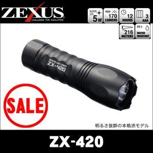 (3)【目玉商品】 冨士灯器 ゼクサス LEDライト (ZX-420)|f-marunishi