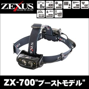 冨士灯器 ゼクサス LEDヘッドライト (ZX-700