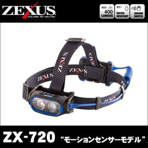 冨士灯器 ゼクサス LEDヘッドライト (ZX-720
