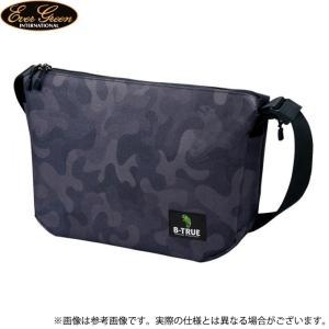 【取り寄せ商品】 エバーグリーン B-TRUE OrigCAMOショルダーバッグ (ブラックカモ) (鞄/バッグ) /(c) f-marunishiweb2nd