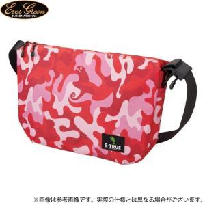 【取り寄せ商品】 エバーグリーン B-TRUE OrigCAMOショルダーバッグ (レッドカモ) (鞄/バッグ) /(c) f-marunishiweb2nd