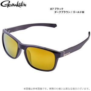 がまかつ LE3001 (#7 ブラック:ダークブラウン&ゴールドミラー) 偏光グラス スペッキーズ (2021年モデル) (5)|f-marunishiweb2nd